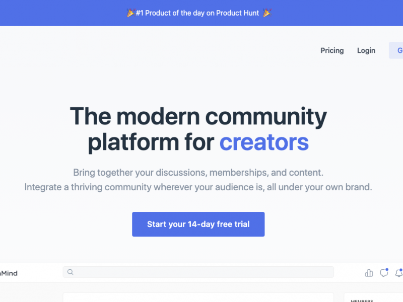 I will help you build your niche community on Circle