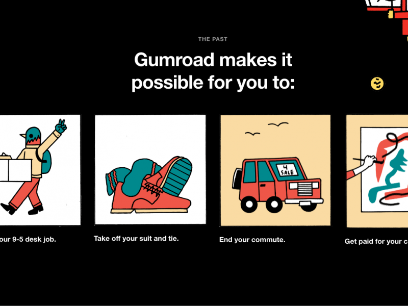 I will help you make your first Gumroad sale in the next 30 days
